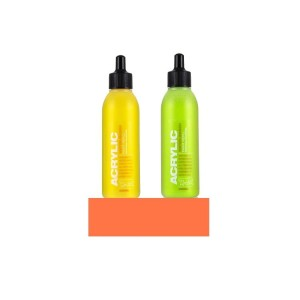 Montana - Acrylic Pain Refill F2000 Power Orange - 25ml