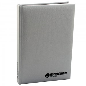 MTN Montana - Silverbook - A5 Pion