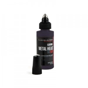 Grog - Metal Head 04 RSP - Death Black - 4mm