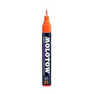 Molotow - Grafx - UV Fluorescent Pump Softliner - Orange