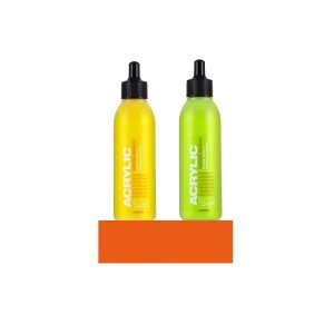 Montana - Acrylic Pain Refill SH 2010 Orange - 25ml