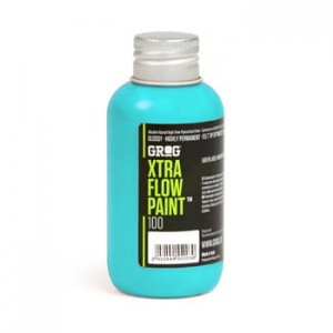 Grog - Xtra Flow Paint 100 Iceberg Blue - 100ml