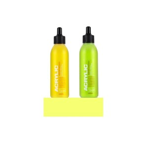 Montana - Acrylic Pain Refill F1000 Flash Yellow - 25ml