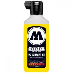 Molotow Refill - One4All 006 Zinc Yellow - 180ml