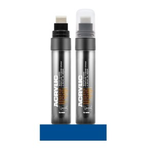 Montana - Acrylic Marker S5010 Shock Blue - 15mm