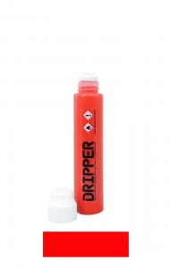 Dope Cans - Dripper Marker Red - 10mm