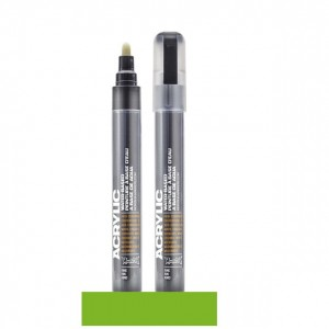 Montana - Acrylic Marker SH 6000 Green Light - 2mm