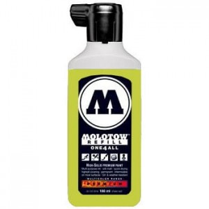 Molotow Refill - One4All 221 Grasshopper - 180ml