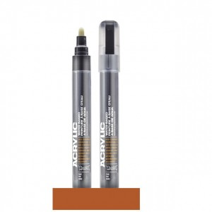 Montana - Acrylic Marker SH 8000 Brown Light - 2mm