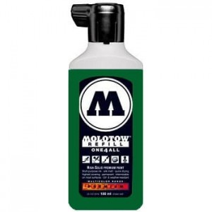 Molotow Refill - One4All 222 KACAO77 UNIVERSES Green - 180ml