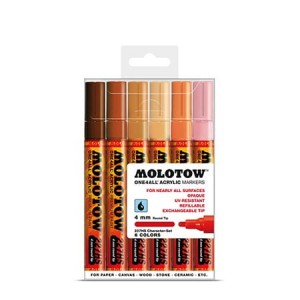 Molotow - One4All 227HS Character Set