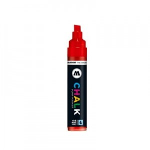 Molotow - Chalk Marker - Red - 4-8mm