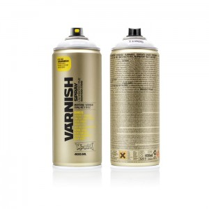 Montana Tech - Primer Varnish Semi Gloss / Pół Połysk - 400 ml