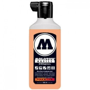 Molotow Refill - One4All 117 Peach Pastel - 180ml