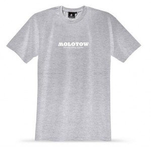 Molotow - Basic T-Shirt Grey
