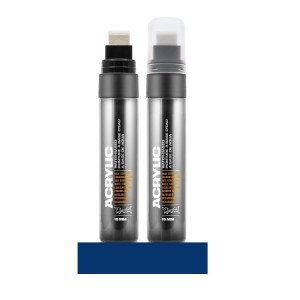 Montana - Acrylic Marker S5020 Shock Blue Dark - 15mm