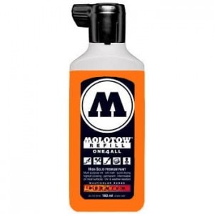 Molotow Refill - One4All 085 DARE Orange - 180ml