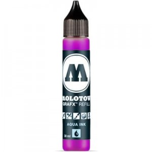 Molotow Refill - Aqua Ink 010 Purple - 30ml