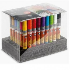 Molotow - One4All Acrylic Twin Complete Set