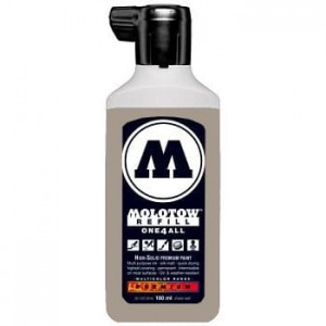 Molotow Refill - One4All 203 Cool Grey Pastel - 180ml