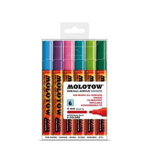 Molotow - One4All 227HS Basic Set 2