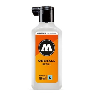 Molotow Refill - One4All Pusta Buteleczka - 180ml