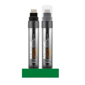 Montana - Acrylic Marker S6010 Shock Green - 15mm