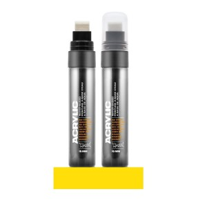 Montana - Acrylic Marker S1000 Shock Yellow Light - 15mm