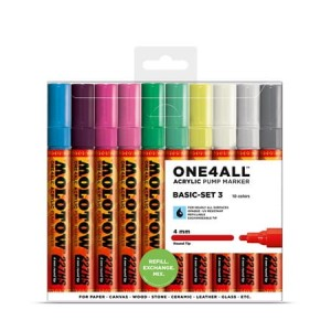 Molotow - One4All 227HS Basic 10 Set 3