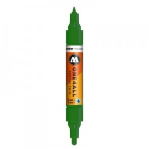 Molotow - One4All Acrylic Twin MISTERgreen 096 - 1,5 mm / 4 mm