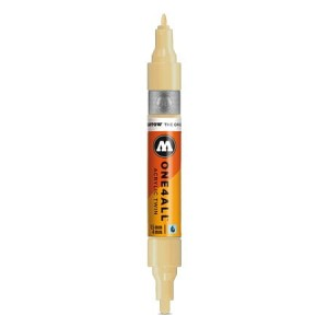 Molotow - One4All Acrylic Twin Sahara Beige 009 - 1,5 mm / 4 mm