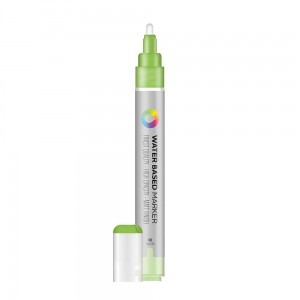 MTN Montana - Water Based Marker RV-34 / Brilliant Light Green - 3mm