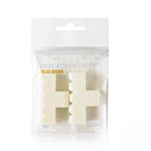 Montana - Acrylic Tip Set Multi Line - 50mm