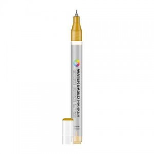 MTN Montana - Water Based Marker Gold - 0,8mm