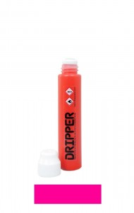 Dope Cans - Dripper Marker Fluo Pink - 10mm
