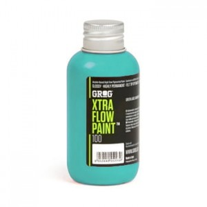 Grog - Xtra Flow Paint 100 Miami Green - 100ml