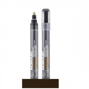 Montana - Acrylic Marker SH 8020 Brown Dark - 2mm