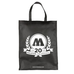 Molotow - Shopping Bag 20 Years - 1 szt.