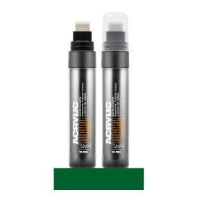 Montana - Acrylic Marker S6020 Shock Green Dark - 15mm