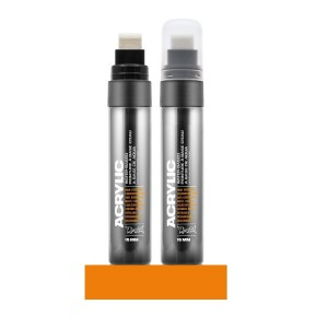 Montana - Acrylic Marker S2000 Shock Orange Light - 15mm