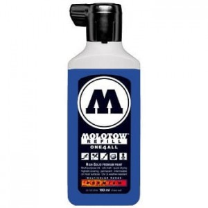 Molotow Refill - One4All 204 True Blue - 180ml