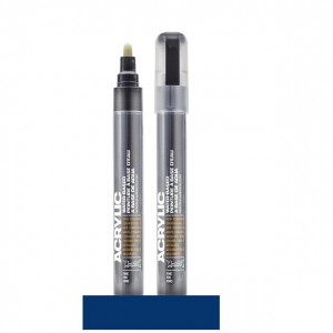 Montana - Acrylic Marker SH 5020 Blue Dark - 2mm