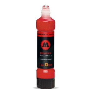 Molotow - Dripstick Rollerball - Traffic Red