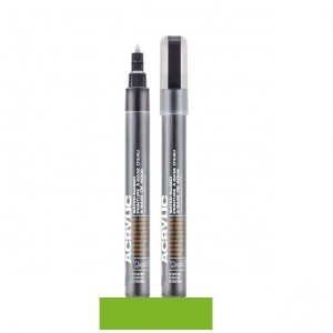 Montana - Acrylic Marker SH 6000 Green Light - 0,7mm
