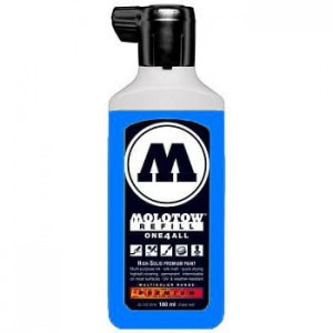 Molotow Refill - One4All 230 Shock Blue - 180ml