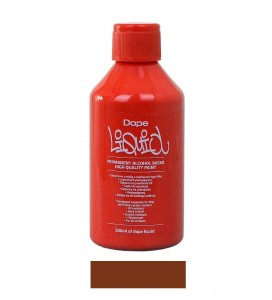 Dope Cans - Liquid Permanent Alko Paint Brown - 200ml