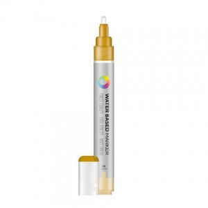 MTN Montana - Water Based Marker Gold - 3mm