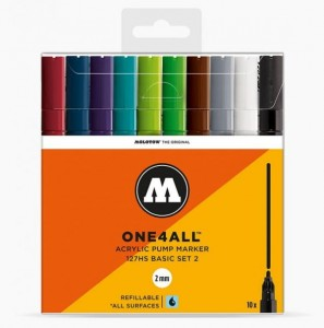 Molotow - One4All 127HS Basic 10 Set 2