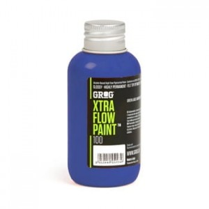 Grog - Xtra Flow Paint 100 Diving Blue - 100ml