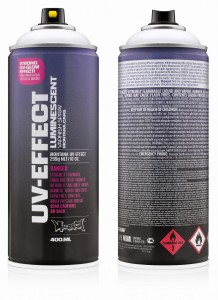 Montana Effect - UV-Effect Luminescent Green - 400 ml